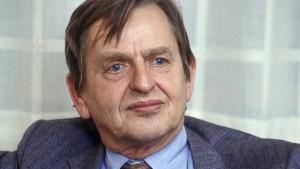 Ermittler nennen Namen von Olof Palmes mutmaßlichem Mörder