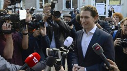 ÖVP klarer Favorit bei Wahl in Österreich