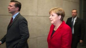 Merkel verteidigt ihre Flüchtlingspolitik