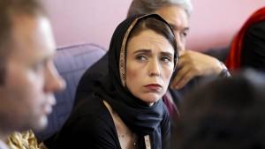 Regierungschefin Ardern erhielt vor Attentaten rechtsextremes Manifest
