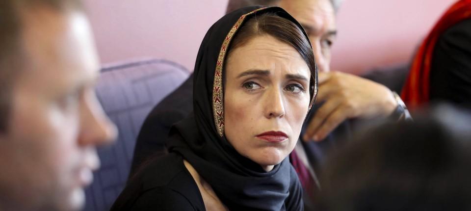 Neuseeland Terror Detail: Attentäter Schickte Manifest Auch An Regierungschefin