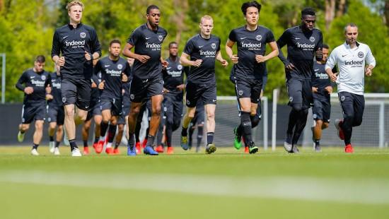 Eintracht entschlossen gegen Chelsea