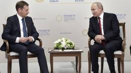Kretschmer wirbt für Aufhebung der EU-Sanktionen