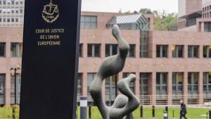 Gericht ohne britische Richter