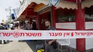 Palästinenser verletzt Israeli mit Messer