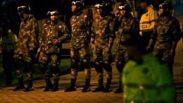 Kolumbiens Regierung verhängt Ausgangssperre in Bogotá