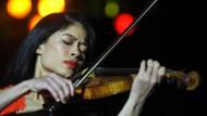 Neue Note: Der Olympiaauftritt von Geigerin Vanessa Mae steht unter Betrugsverdacht