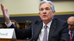 Powell beeindruckt die Märkte nicht nachhaltig