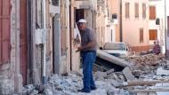 Verletzte nach Beben in der Ägäis