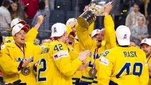 Schweden ist Weltmeister