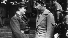 Vier Gutachter, ein Kronprinz und die nationale Diktatur