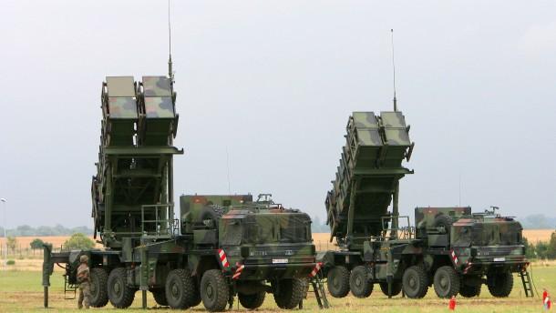 Raketen-Abwehrsystem «Patriot»