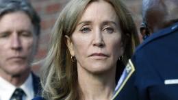 Felicity Huffman soll ins Gefängnis