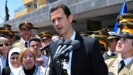 Fortschritte und Rückschritte in Syrien