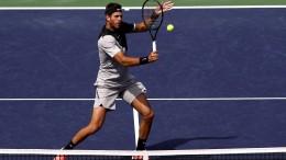 Del Potro beendet Federers Siegesserie