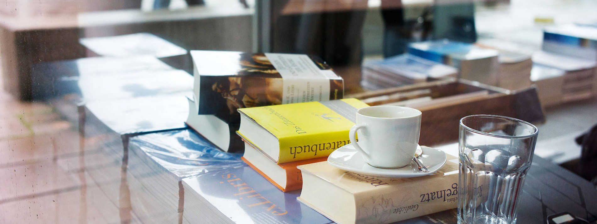 Lesen, Staunen, drängeln