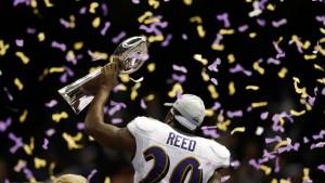 Die Baltimore Ravens besiegen die 49ers