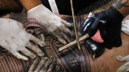 Schmerzhaftes Bekenntnis zur samoanischen Kultur