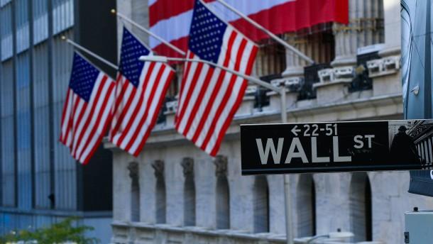 Dow-Jones-Index erstmals über 30.000 Punkten