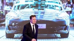 Tesla schlägt sich weiter glänzend