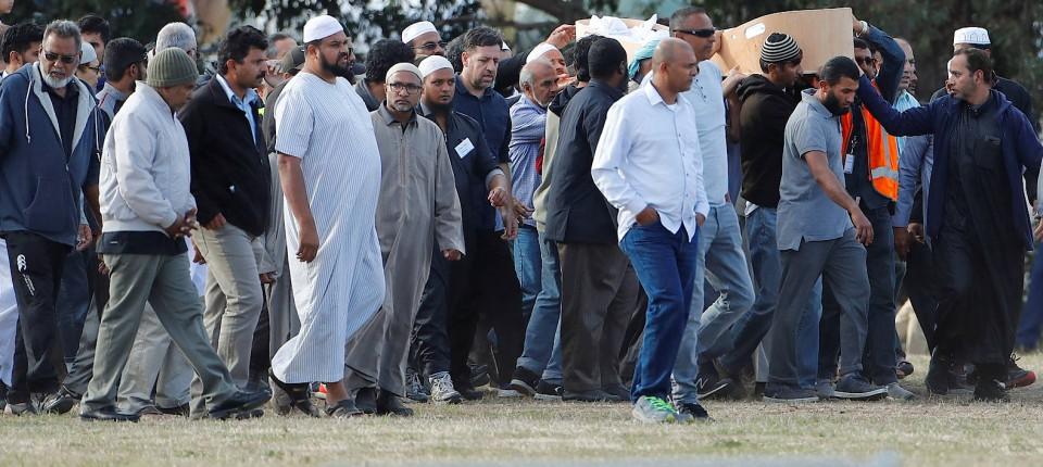 Neuseeland Attentat Image: Anschlag In Neuseeland: Erste Opfer Von Christchurch