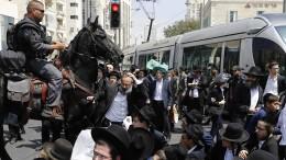 Streit um Wehrpflicht in Israel