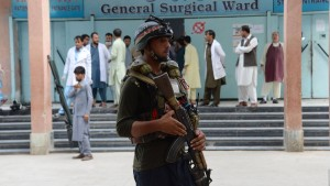 Mindestens 13 Tote bei Selbstmordanschlag im Osten Afghanistans