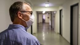 """FFP2-Masken vorzuschreiben ist absoluter Unsinn"""