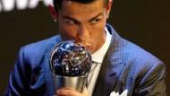 Ronaldo wieder Weltfußballer des Jahres