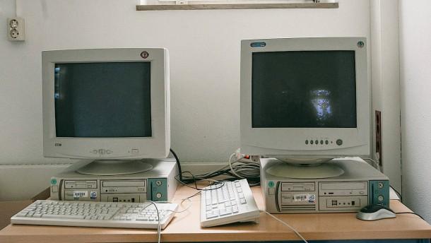 Programmieren wie vor 40 Jahren