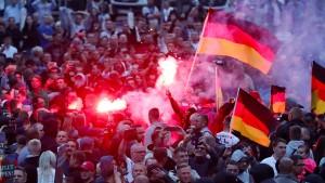 Chemnitz gibt sich auf