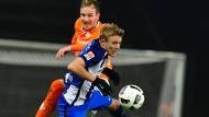 Viel Kampf, viel Krampf: Darmstadt und Hertha bieten zum Jahresende keinen Fußball-Genuss