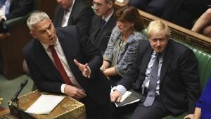 Britisches Unterhaus verschiebt Brexit-Abstimmung
