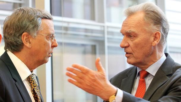 Bosbach greift BKA-Präsident Ziercke an