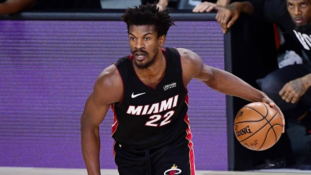 Starker Butler lässt Miami Heat wieder hoffen