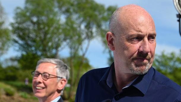 CDU-Kandidat Meyer-Hader möchte frischen Wind bringen