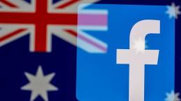 Australien und Facebook legen Streit bei