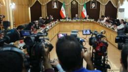 Iran droht mit Urananreicherung