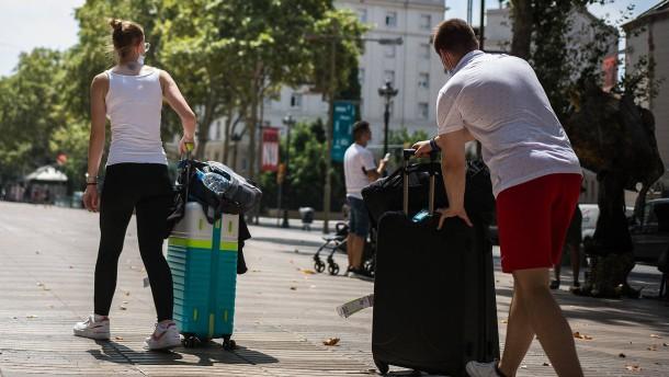 30.000 deutsche Pauschalurlauber sind auf den Balearen