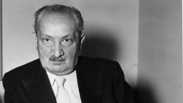 """""""Fernes Land"""" von Martin Heidegger."""