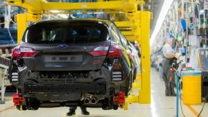 Ford streicht mehr als 5000 Stellen in Deutschland