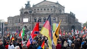 Pegida-Image ist schlecht für Dresden