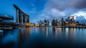 Singapur rüstet sich für den Klimawandel