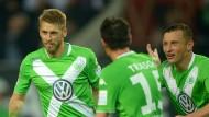 Wolfsburg siegt und siegt und siegt