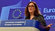 EU vor neuem Freihandelsabkommen mit Mexiko