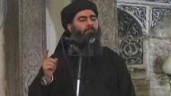 Bagdadi bei Luftangriff schwer verletzt