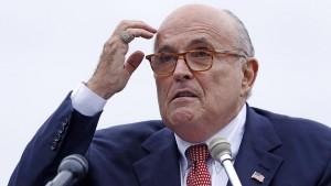 Welche Rolle spielt Rudy Giuliani?