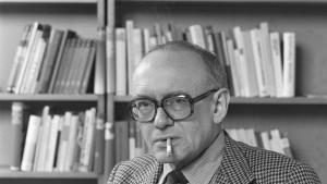 """Ernst Jandl: """"klos"""""""