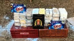 Brasilianer finden Kokain im Waschmittel