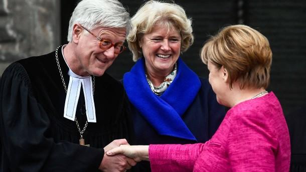 Bedford-Strohm: Beginn der Reformation war Akt der Befreiung
